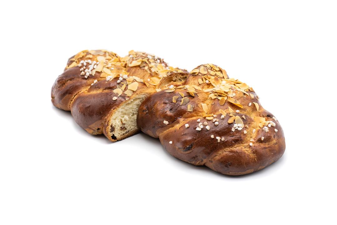 3-Strang Hefezopf MIT Rosinen - Bakeronline