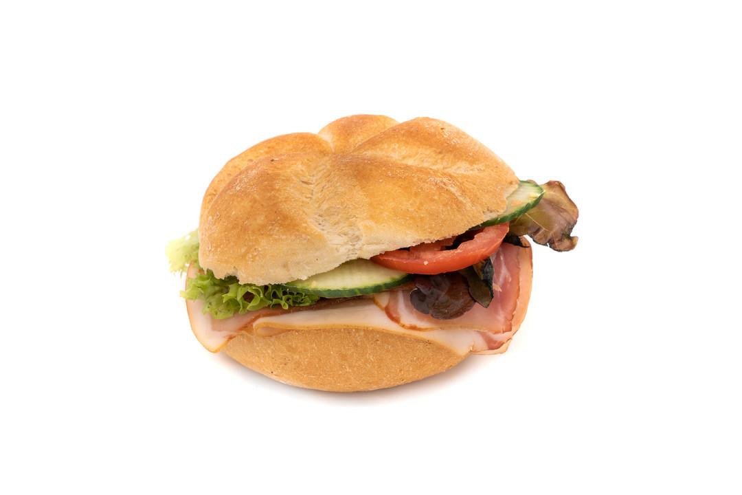 Belegte Brötchen  - Bakeronline
