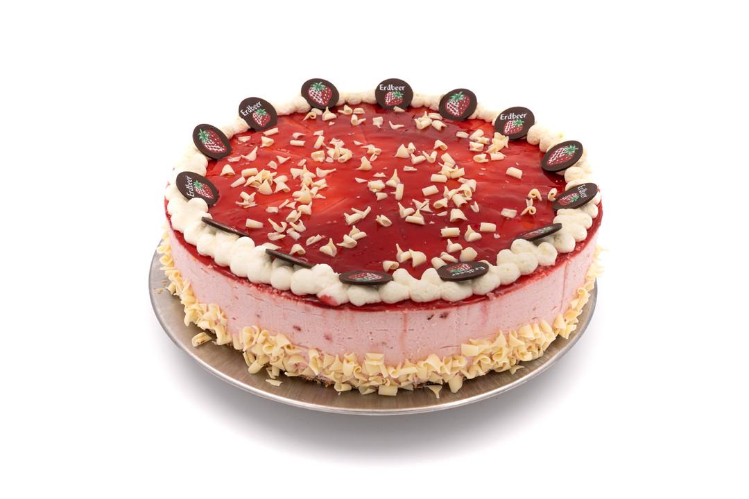 Sahne-Torte - Bakeronline