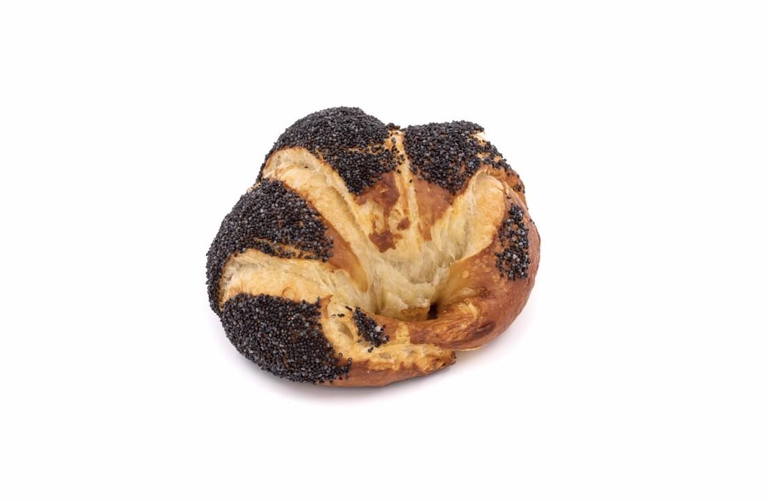 Mohn Laugencroissant - Bakeronline