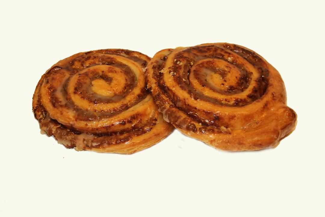 Nußschnecke 2er-Pack - Bakeronline