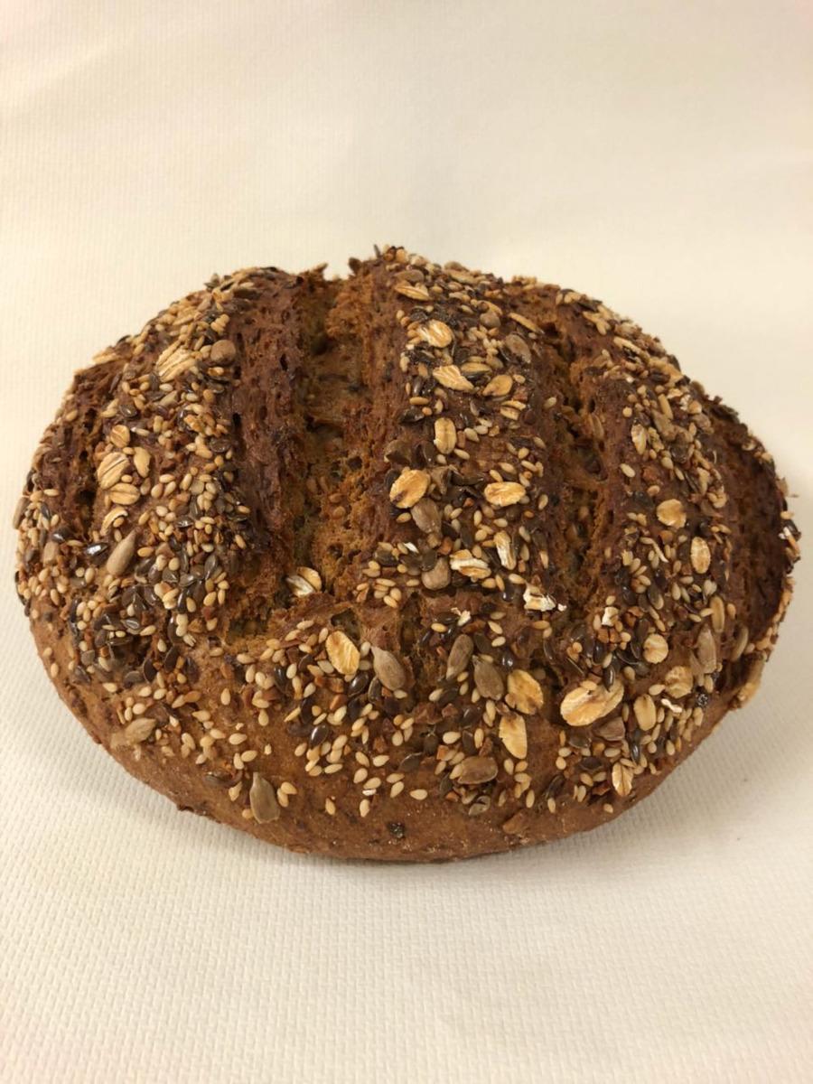 Mehrkornlaib (500g) - Bakeronline